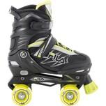 Fila Skates Rollschuhe Joy blacklime Größe M 35-38