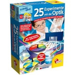 Lisciani 25 Experimente mit der Optik