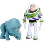 Mattel Disney Pixar Toy Story 2er- Pack Buzz Lightyear und Trixie