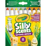 Crayola 8 Silly Scents Stinkende Filzstifte