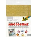 Folia Glitter-Mosaik Moosgummi Vorgestanzt 1.596 Teile In 6 Farben