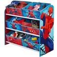 Worlds Apart 6-Boxen Regal Spiderman