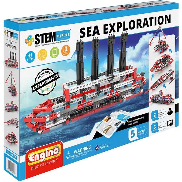 ENGINO Engino STEM HEROES Seefahrt