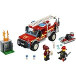 LEGO 60231 City: Feuerwehr-Einsatzleitung
