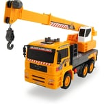 Dickie Toys Air Pump Mobiler Kran