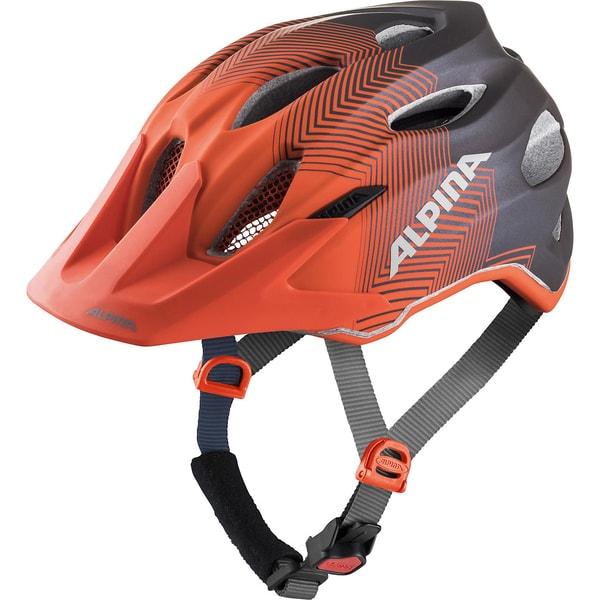Alpina Fahrradhelm Carapax indigo-drop