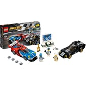 Lego 75881 Speed 2016 Ford GT & 1966 Ford GT40