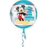 Amscan Folienballon Orbz Micky Mouse - 1st Birthday