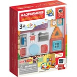 MAGFORMERS Magformers Minibot's Cooking Kitchen Set