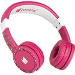 tonies Tonie Kinderkopfhörer Lauscher pink