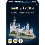 Revell 3D-Puzzle Schloss Neuschwanstein 121 Teile