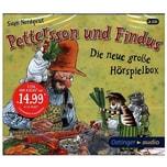 CD Pettersson und Findus Die neue große Hörspielbox 3 CDs