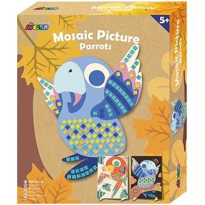 Mosaics Papagei