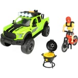 Dickie Toys Fahrradweg Set