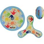 Mytoys Mytoys Beachset Inkl. Wurfset Disk Boomerang Splash Ball