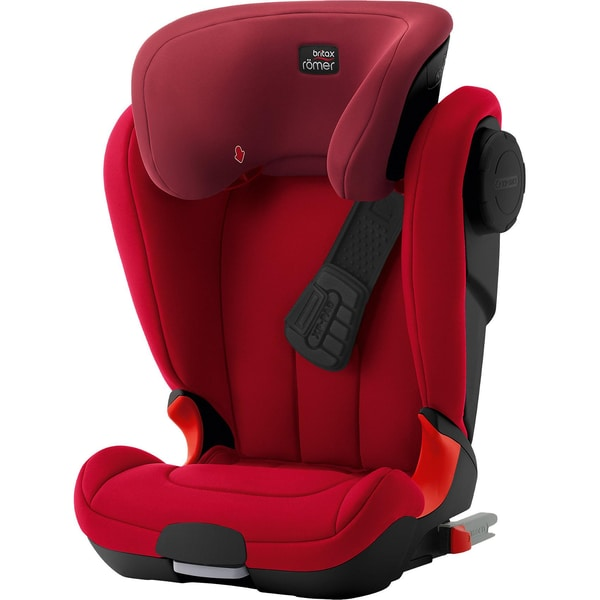 Britax Römer Auto-Kindersitz Kidfix XP SICT Black Series Flame Red 2018