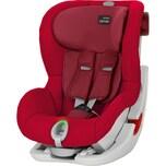 Britax Römer Auto-Kindersitz King II LS Flame Red 2018