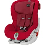 Britax Römer Auto-Kindersitz King II LS Flame Red 2018