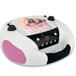Bigben CD-Player mit Radio CD52 Dogs