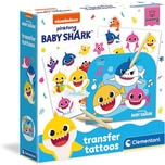 Clementoni Baby Shark - Tattoos