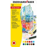 Eberhard Faber Buntstifte Artist Color 12 Farben