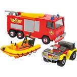 Dickie Toys Feuerwehrmann Sam Feuerwehrautos 3er Pack