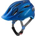 Alpina Fahrradhelm Carapax Jr.Blue-Metallic
