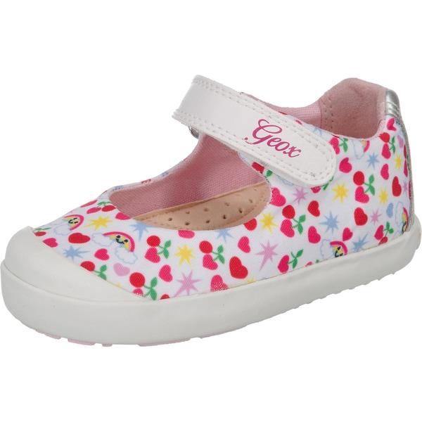 Geox Baby Ballerinas Kilwi für Mädchen Kirschen
