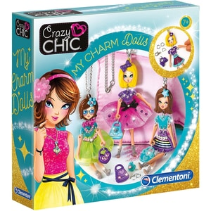 Clementoni Crazy Chic Crazy Dolls Amulette