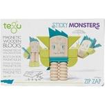 Tegu 5700607 Sticky Monsters Zip Zap