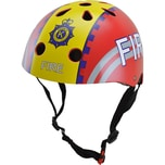 kiddimoto Fahrradhelm Feuerwehr