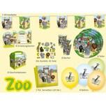 dh konzept Partyset Zoo 62-tlg.