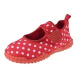 Playshoes Baby Aquaschuhe Mit Uv Schutz Punkte für Mädchen