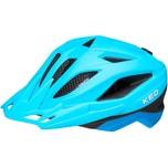 KED Helmsysteme Fahrradhelm Street Jr. pro blue matt
