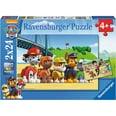 Ravensburger Puzzle PAW Patrol: Heldenhafte Hunde 26x18 cm 2x24 Teile