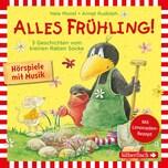 CD Rabe Socke Alles Frühling! Alles Freunde! Alles wächst! Alles gefärbt