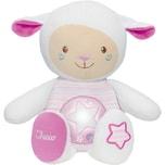 Chicco Schlaffreund Schaf Nachtlicht und Stimmenrecorder rosa
