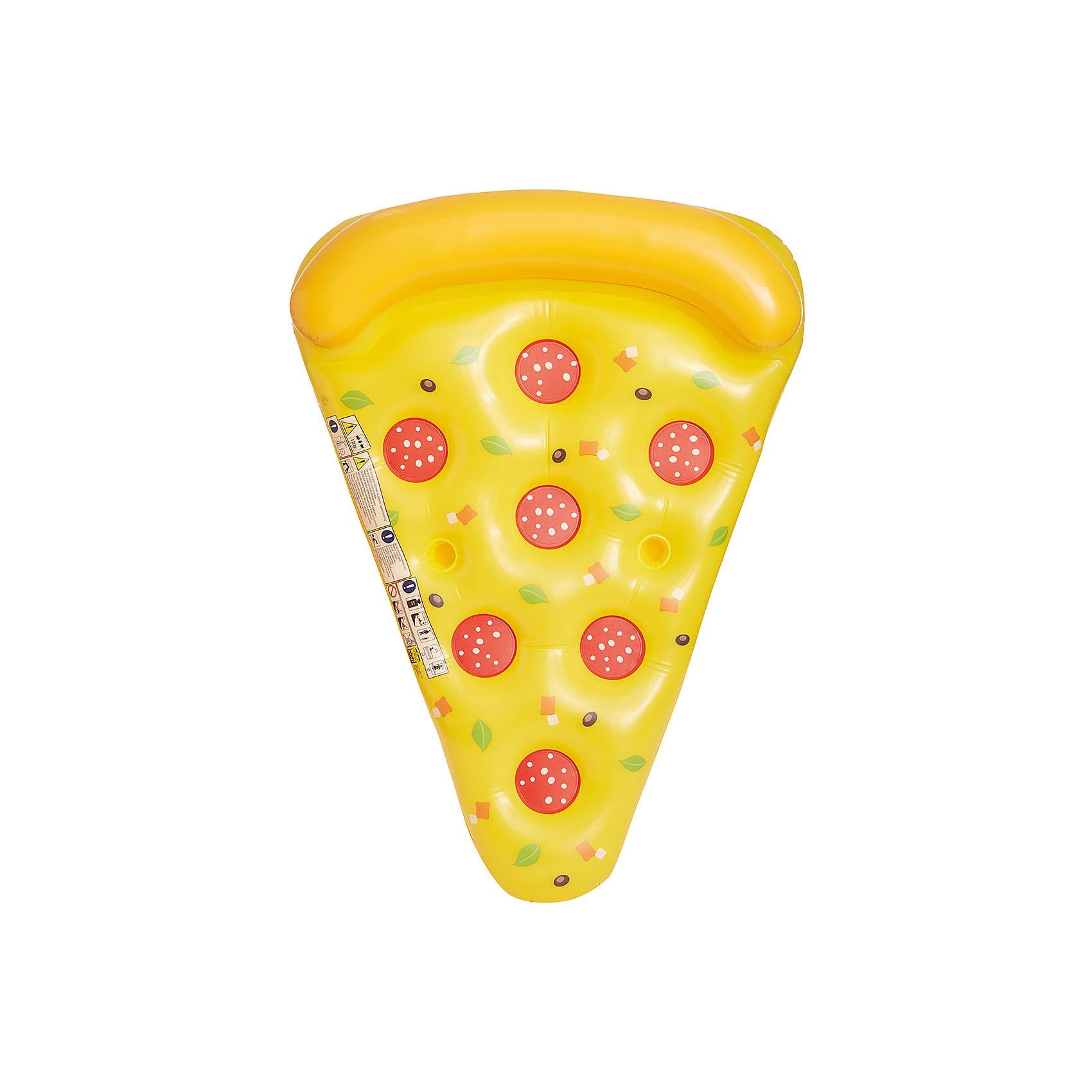 Wehncke Aufblasbare Pizza gelb