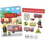 DH Konzept Mitgebselset Feuerwehr 12-tlg.
