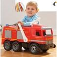 Lena Feuerwehrauto mit Wasserspritze 64x27cm
