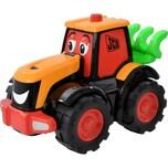 Wader Wozniak Jcb Traktor Freddie Mit Rechen