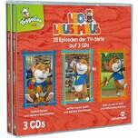 CD Leo Lausemaus Hörspielbox 3 Audio-CD