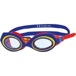 Zoggs Schwimmbrille Superman Character blau