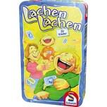 Schmidt Spiele Mitbringspiel Lachen lachen für Kinder Metalldose