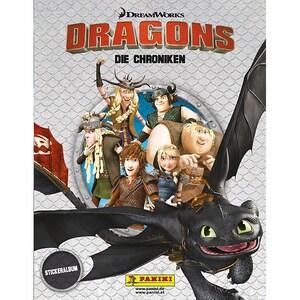 Top Media Dragons Die Chroniken Panini Sammelalbum