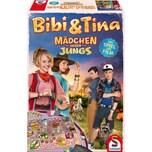 Schmidt Spiele Bibi & Tina Mädchen gegen Jungs Das Spiel zum Film 3