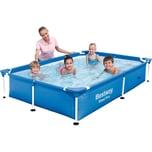 Bestway Frame Pool Splash Jr. - Steel Pro 221 x 150 x 43cm
