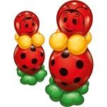 Karaloon Ballonset Glückskäfer 2 Stück