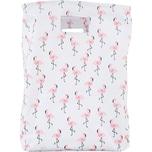 Jollein Korb XL canvas Flamingo