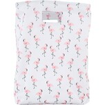 Jollein Korb XL canvas Flamingo